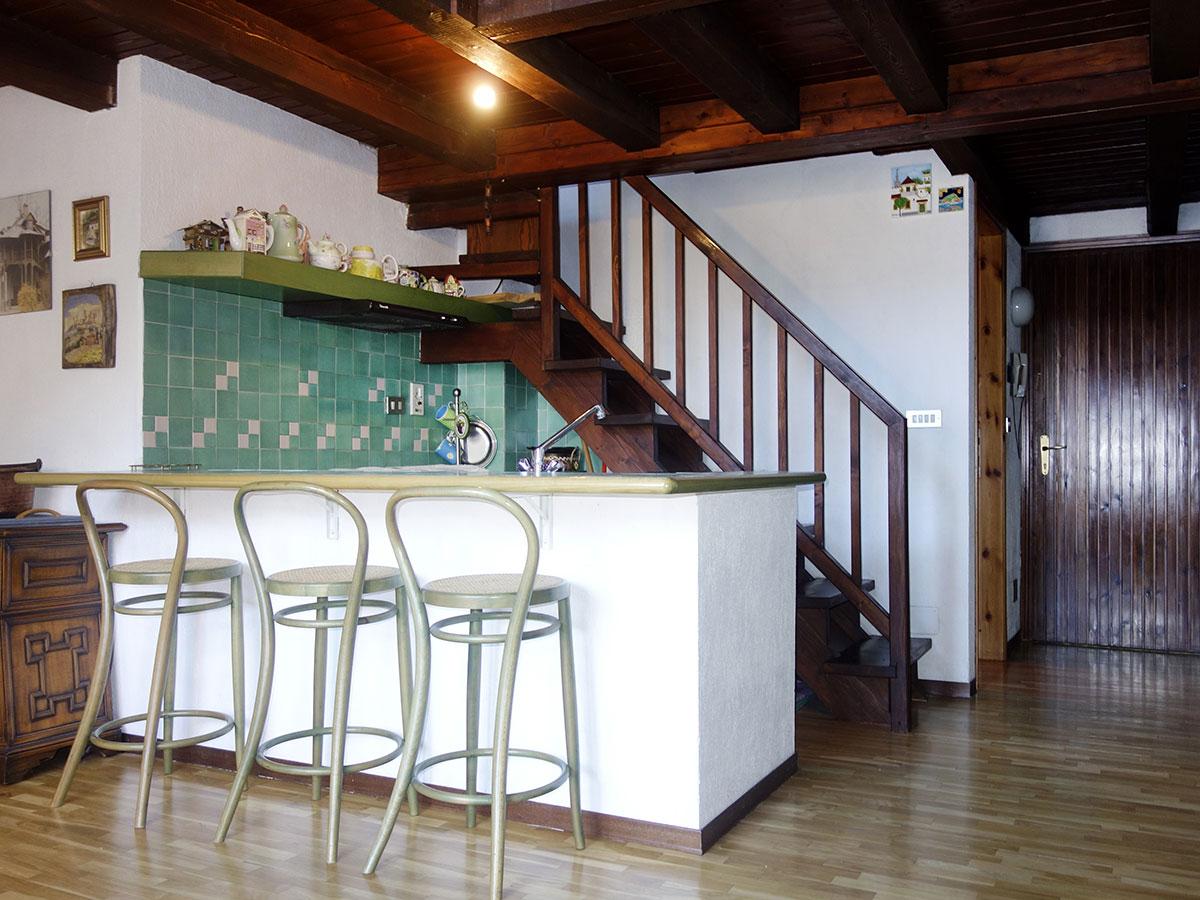 Isigest - vendita attico, mansarda Valle d\'Aosta Morgex 69 mq 3 ...