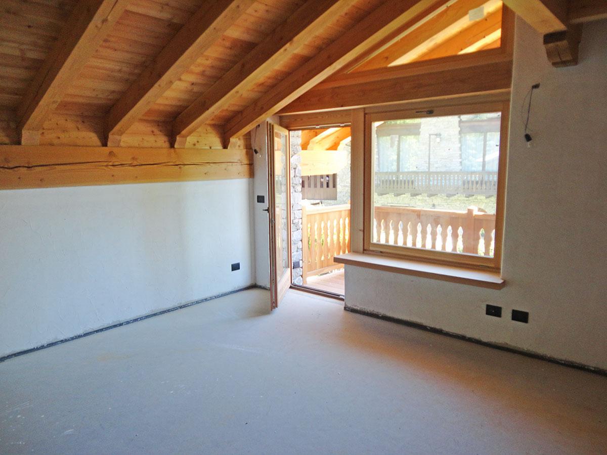 Isigest - vendita attico, mansarda Valle d\'Aosta Morgex 53 mq 2 ...