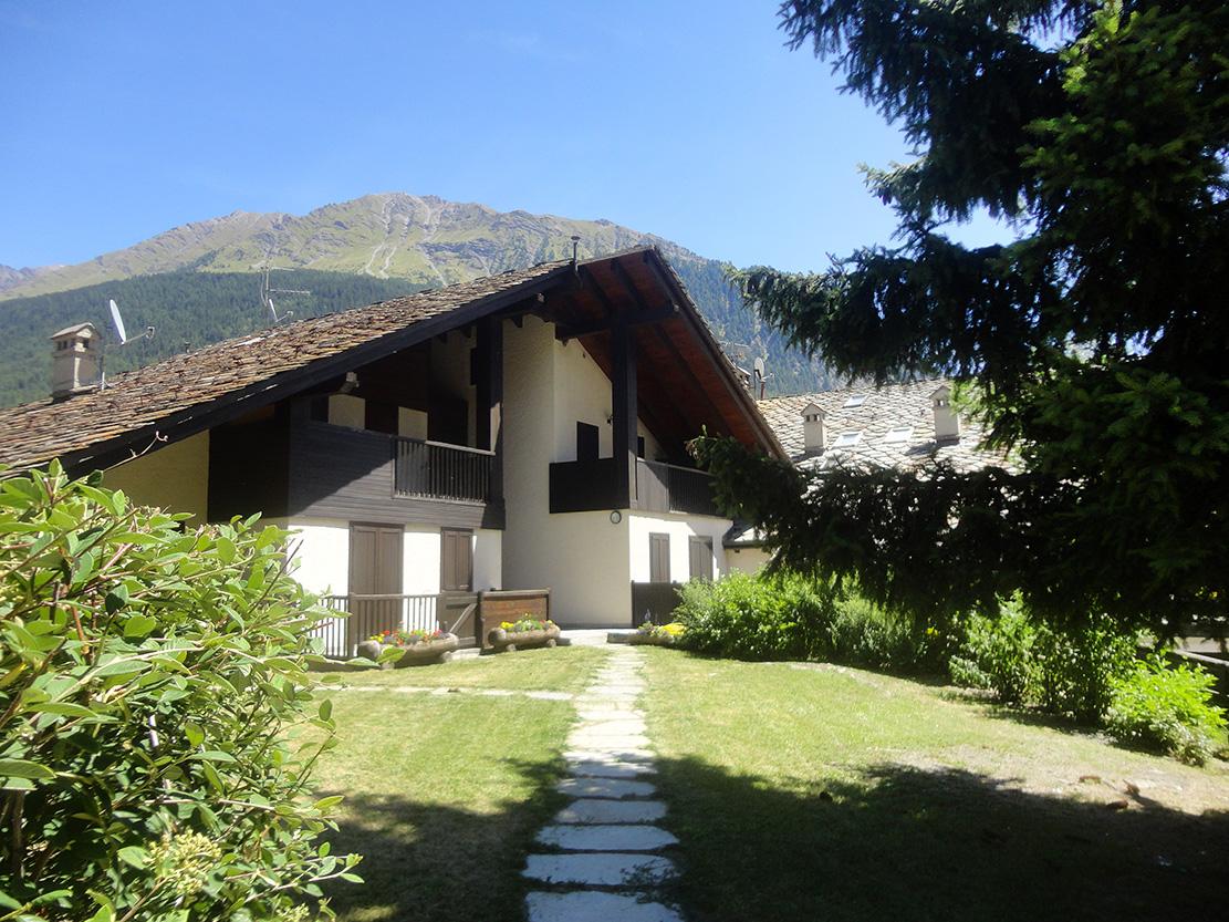 isigest - vendita appartamento valle d'aosta courmayeur 112 mq 7